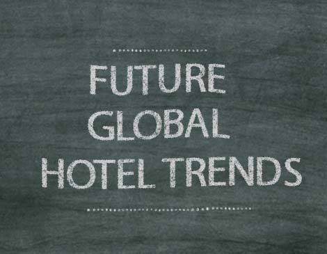 Knowledge Center: Future Hotel Trends infographic