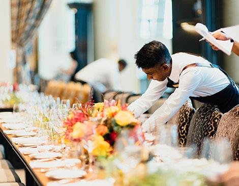 Restaurant Photography Interior